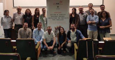 Científicos y técnicos proponen un modelo de gestión de especies invasoras marinas para Andalucía tras el 'workshop' del CEI·Mar