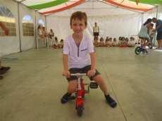 circo en el campamento de verano ingles