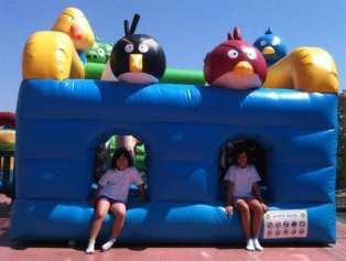 angry-birds-bouncy-castle