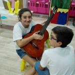 en el taller de musica