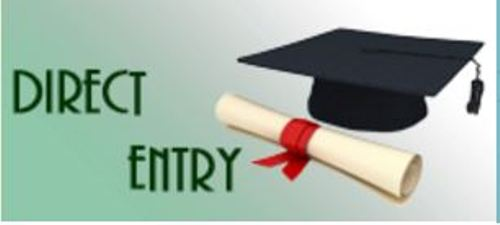jamb direct entry application