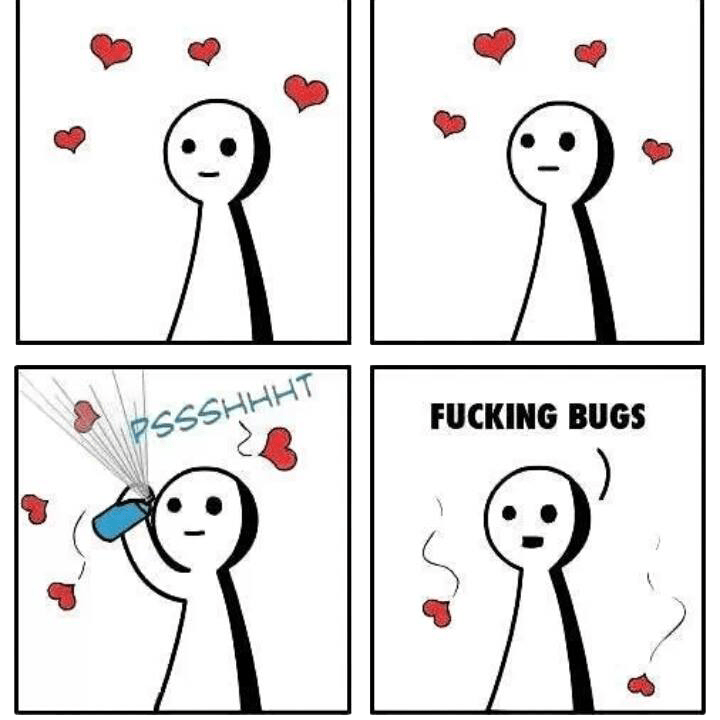 the-adamant-ones-forever-alone-killing-love-bugs