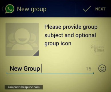 5. Group Chat