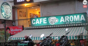 Cafe-Aroma-Places-to-Hangout-in-Nigdi-Pradhikaran