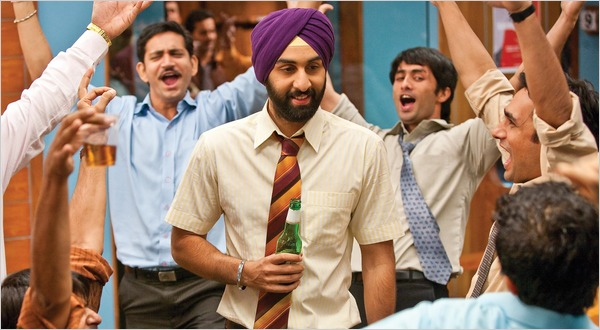 Rocket-Singh-working-in-a-small-company-still-enjoying-party-celebrations-Engineers-Day-Special