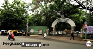 Fergussion-College-Pune-Entrance-Gate-and-Traffic-Campus-Times