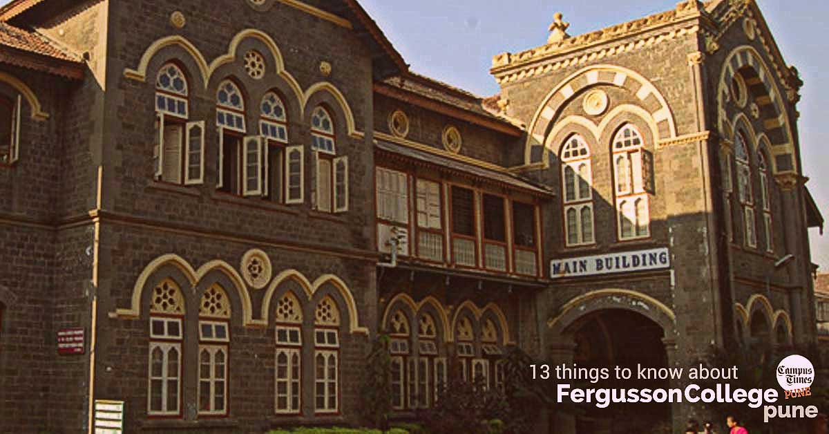 13 Things To Know About Fergusson College Pune Honest