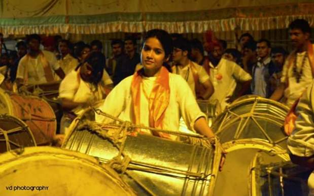 Girls-Dhol-Pathak-Pune