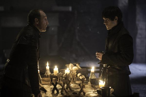 Roose-Bolton-with-Ramsay-Bolton-in-Kill-the-Boy