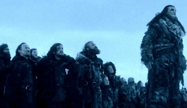 GoT-S5E9-Wildlings-Return-to-the-Wall-from-Hardhome