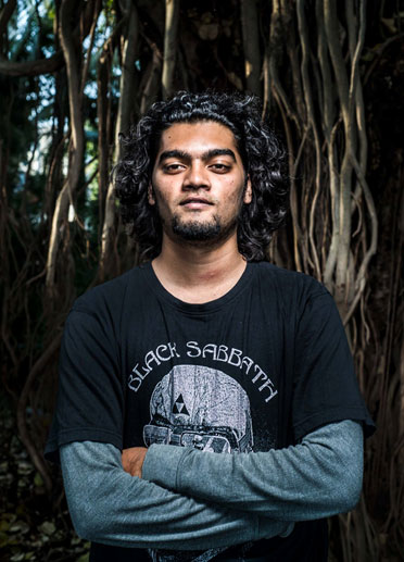 ashish-dharkar-dirge-doom-metal-band-pune
