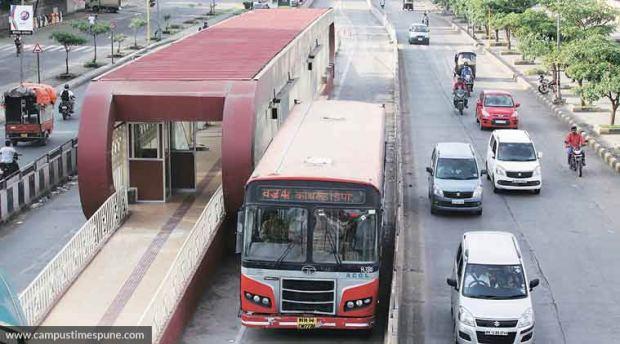 BRT-Buses-in-Pune