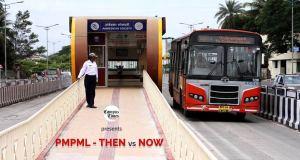 PMPML-Buses-vs-BRT-Buses-in-Pune