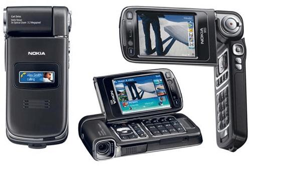 nokia n93 phone review