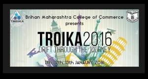 BMCC troika 2016 event in pune