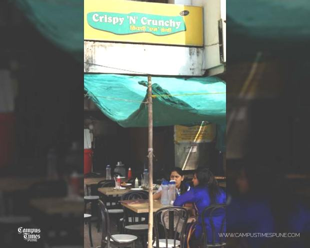 Crispy-n-Crunchy-Hangout-Places-near-Cummins-College-Karvenagar-Pune