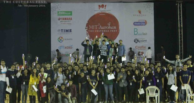 mit aarohan students 2016 pune event