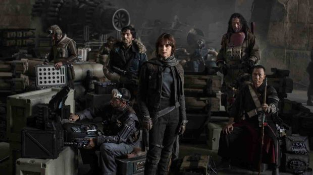 star wars rogue one movie 2016