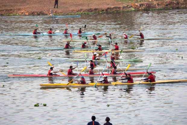 coep regatta pune boat race in pune coep boat club arrow formation