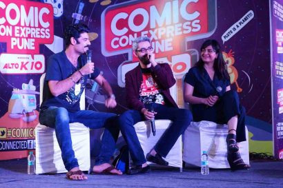 comic con express pune events pune