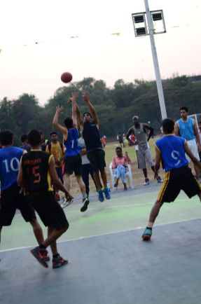 fireball xvii pune basketball tournament corporate companies college events