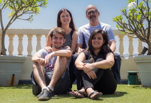 Michelle-Kakade-Family