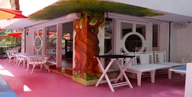 german bakery koregaon park pune hangout places