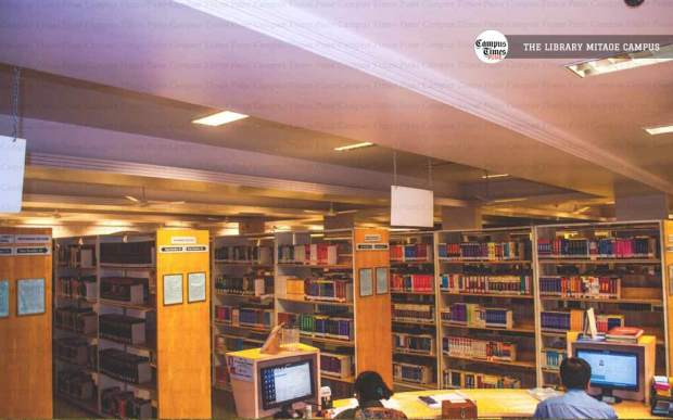 library of mit alandi campus images pune