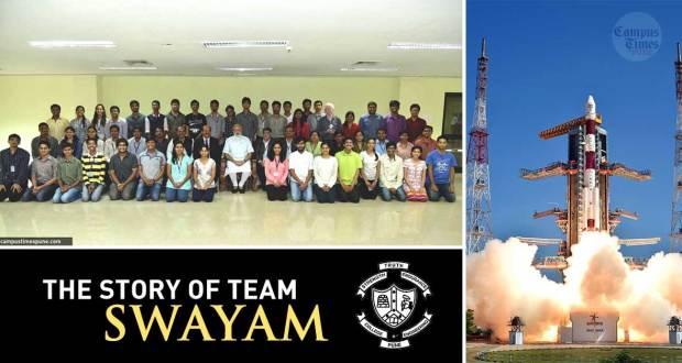 Story-of-COEP-Swayam-Team
