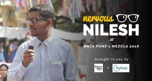 Nervous-Nilesh-at-BNCA-Pune-MEZCLA-2016