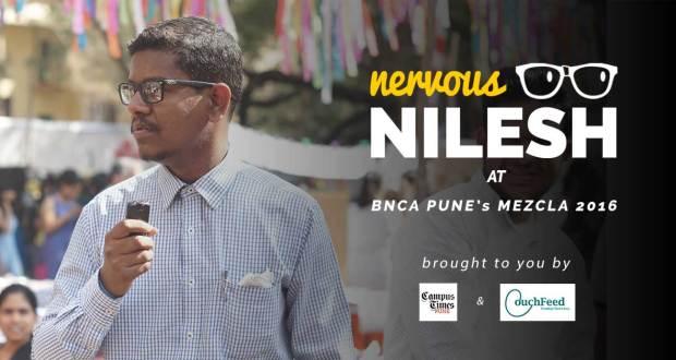 Nervous-Nilesh-at-BNCA-Pune-MEZCLA-2016