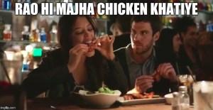 puneri boy meme chicken campus times pune