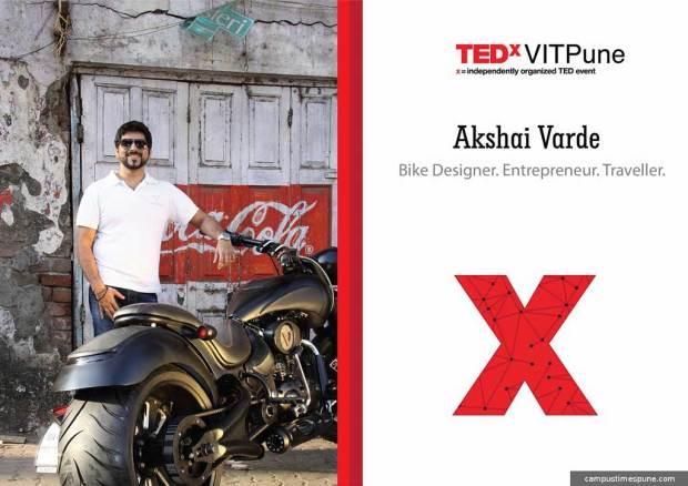 Akshai-Varde-Speaker-TEDxVITPune-2017