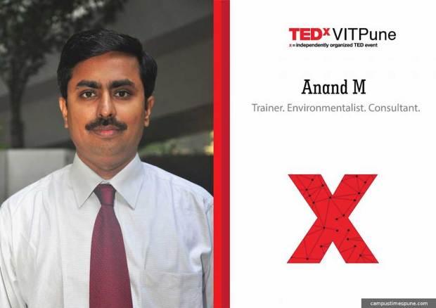 Anand-M-Speaker-TEDxVITPune-2017
