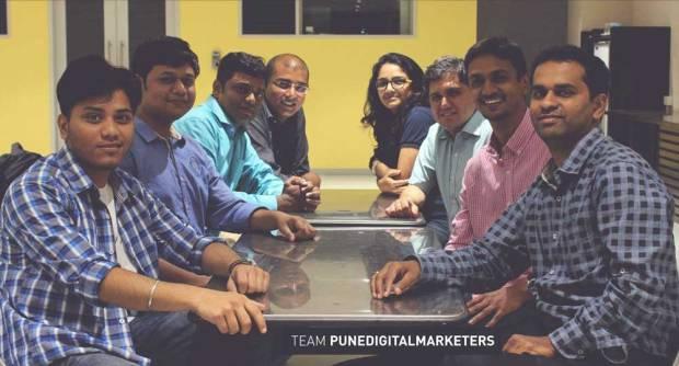 Pune-Digital-Marketers-PDM-Team
