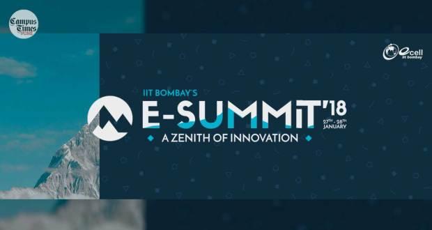E-cell-IIT-Bombay-E-summit-2018