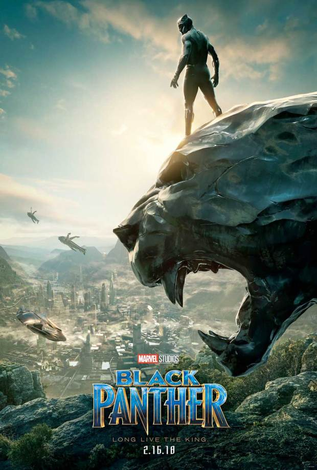 Black-Panther-Poster-Movie-Review-Campus-Times-Pune