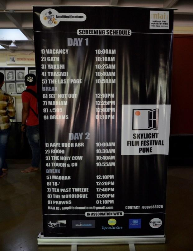 SFFP-schedule