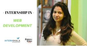 Internship-Web-development-Internshala-Sanya Singh