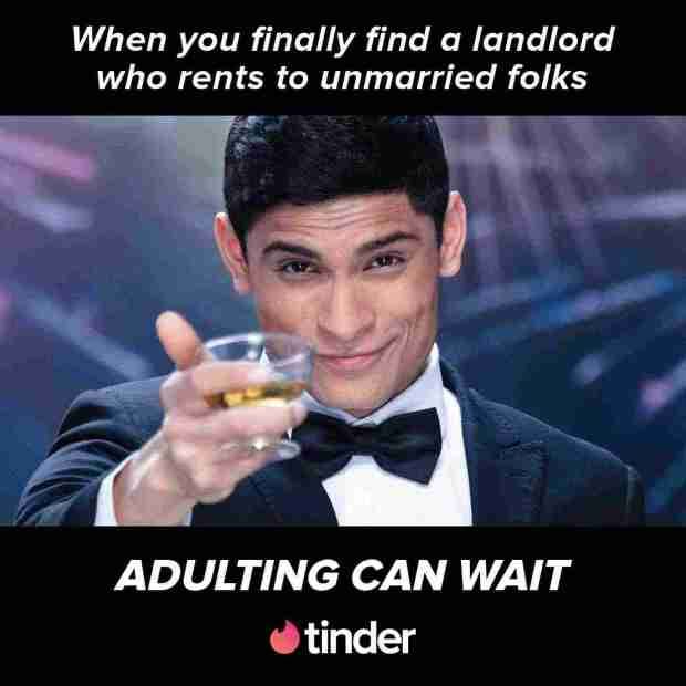 Rent-adulting