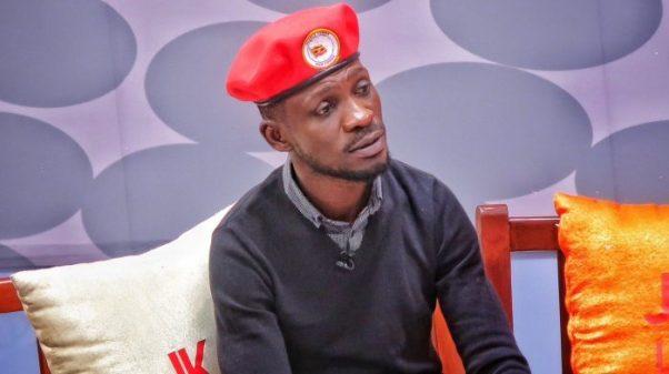 Image result for Bobi Wine and Friend