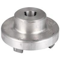 Semicupla aluminiu pompa hidraulica grupa 1