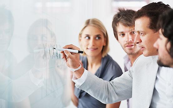 Consulting wird oft zum Lösen interner Probleme verwendet
