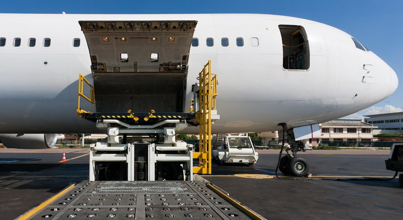 AIR FREIGHT FORWARDING - Canaan Transport Group