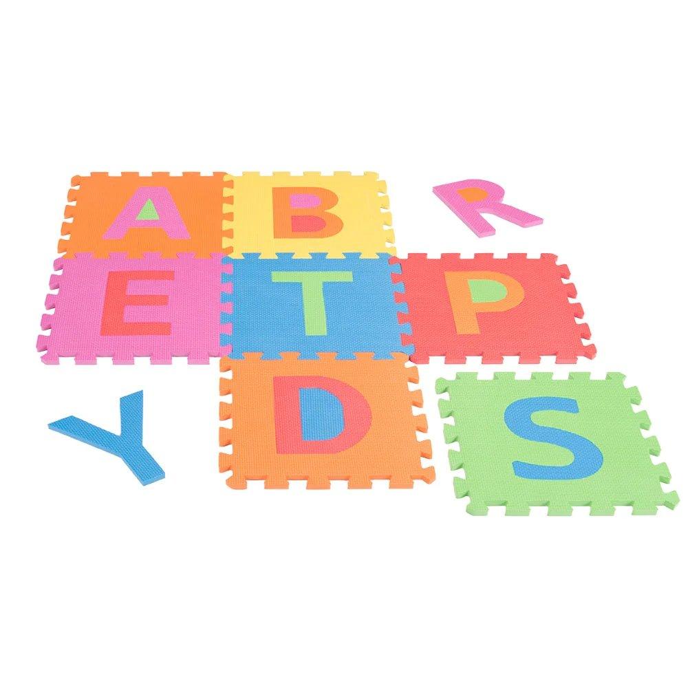 tapis de sol pour enfants jeu alphabet