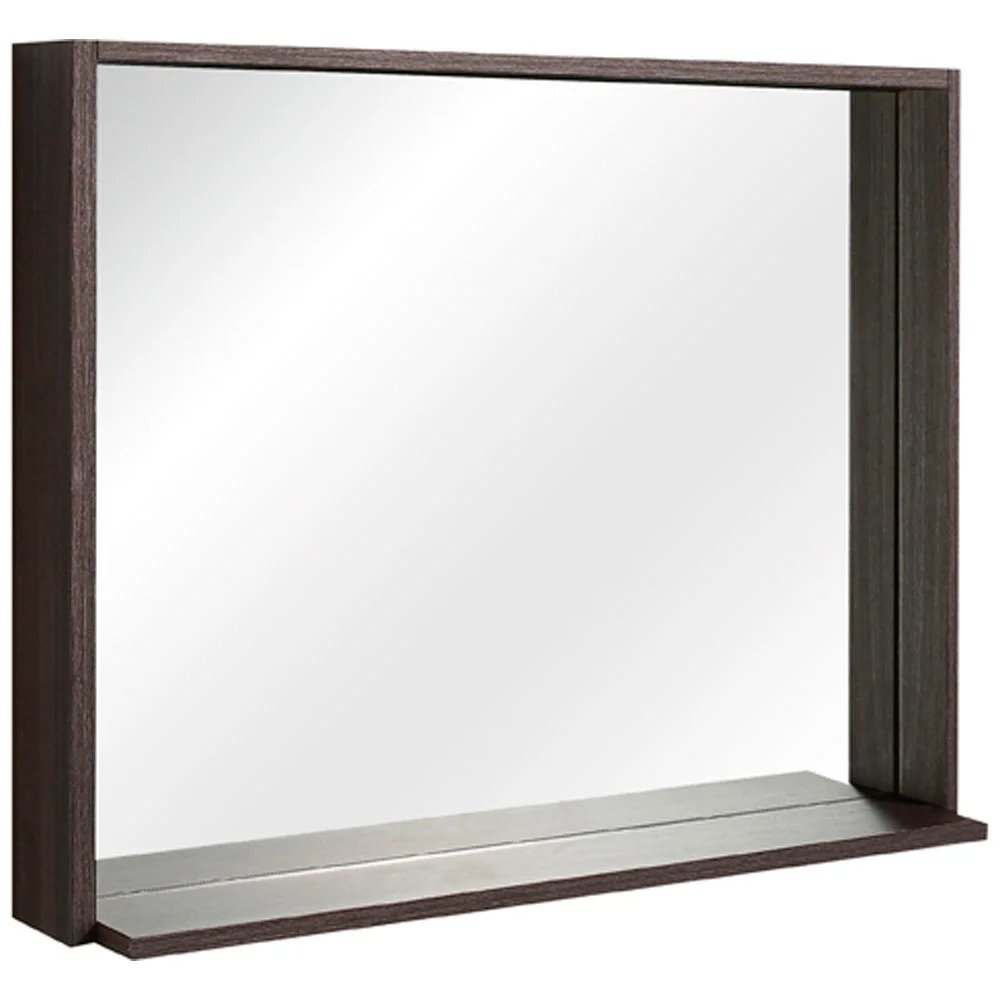 miroir avec tablette felicia 35 7 16 po x 25 3 8 po