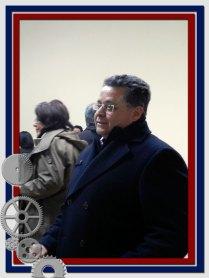 Carlos Javier González, miembro de la mesa directiva