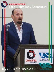 Lic. Alfonso Rosiñol D Vecchi, Presidente de Canainpesca