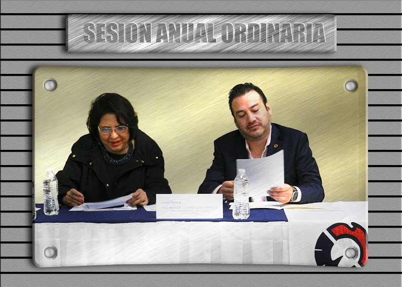 Amalia Vizcarra y Marcello Hinojosa