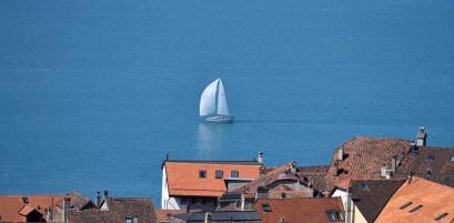 © Canada Suisse / JJ - Vue sur le lac Léman